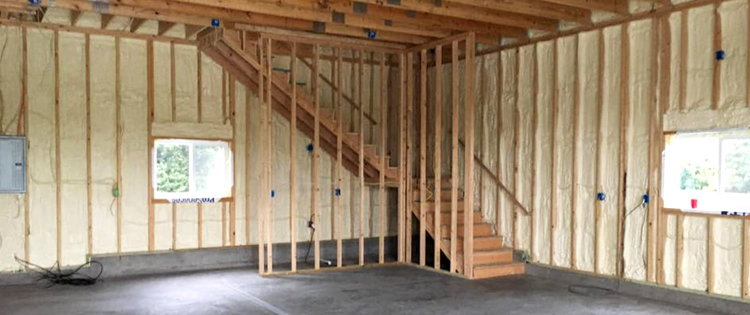 Foam Insulation - Superior Insulation